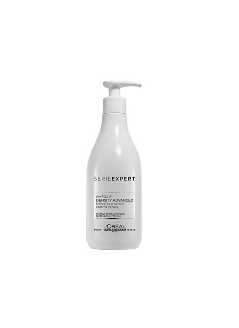 L'oreal Professionnel Omega 6 Densıty Advanced Şampuan 500Ml  Renksiz